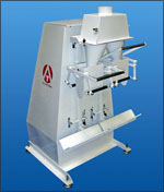 Simplafill Mini 2000 Weighing and Filling Machine, Valve Filling
